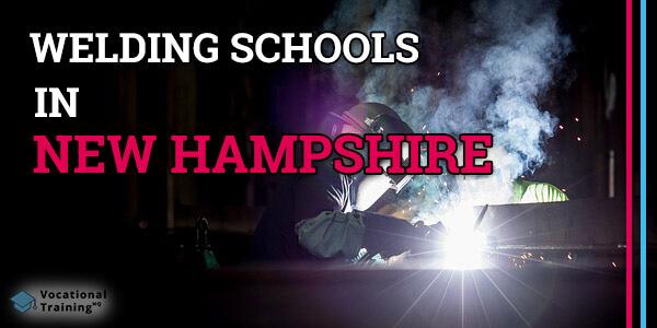 Welding Schools in New Hampshire