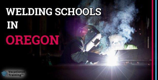 Welding Schools in Oregon