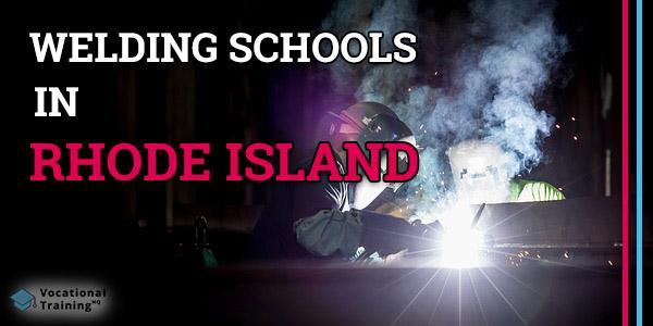 Welding Schools in Rhode Island