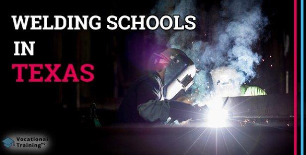 Welding Schools in Texas