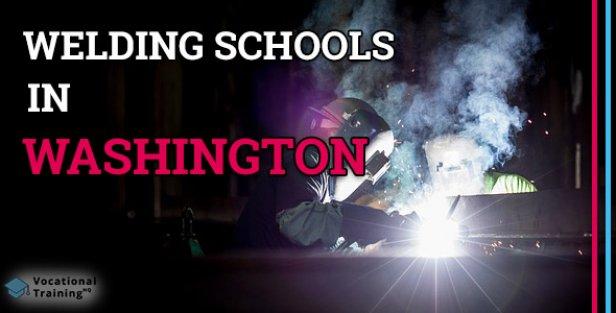 Welding Schools in Washington