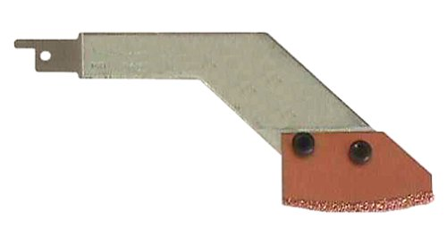 Reciprocating Saw with a Grout Grabber Blade (Grout Grabber GG001)