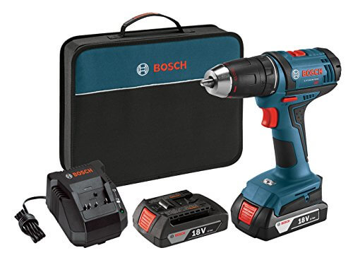 Bosch Power Tools 18V Battery Drill Set
