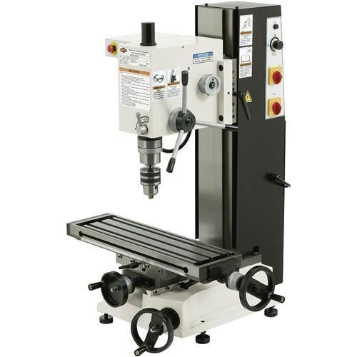SHOP FOX M1110 Benchtop Milling Machine