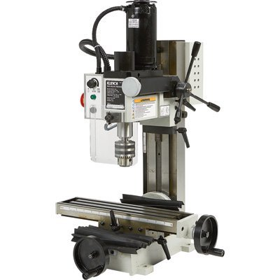 Klutch 2706S009 Benchtop Milling-Machine