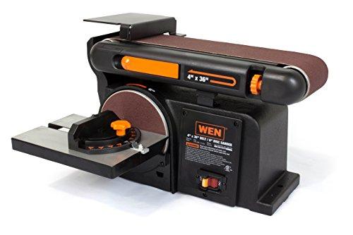 WEN 6502 Bench Belt & Disc Sander