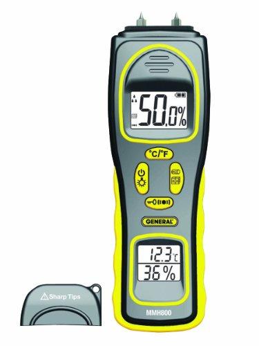 General Tools MMH800 Woodworking Moisture-Meter Tool