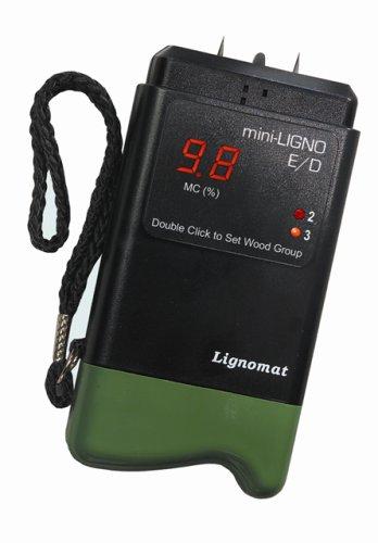 Lignomat Mini-Ligno E/D Wood Moisture Meter