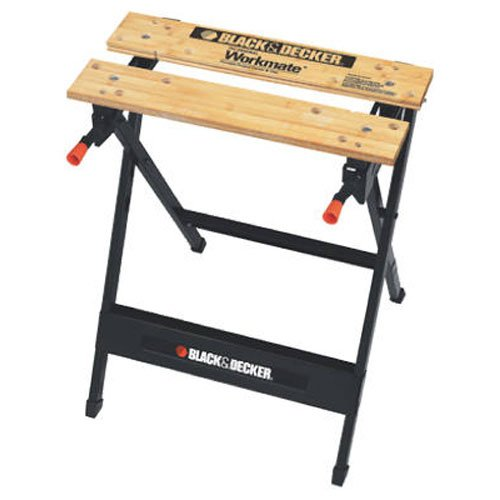 BLACK+DECKER WM125 Workmate Portable Work-Bench