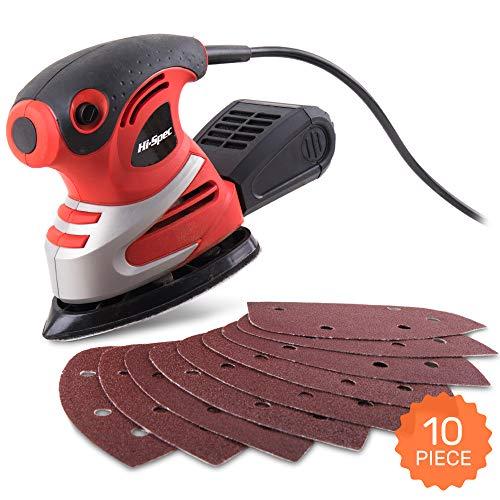 Hi-Spec DT40261 Palm Sanding Machine