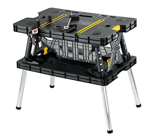 Keter Folding Portable Workbench