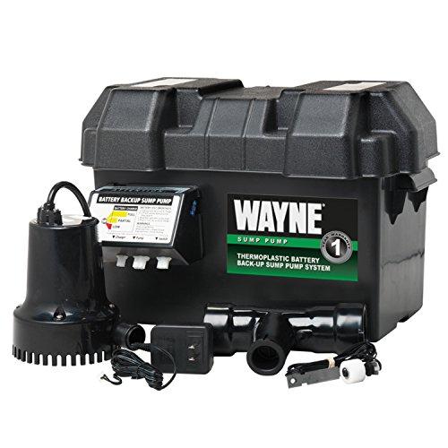 WAYNE ESP15 Battery-Backup Sump Pump