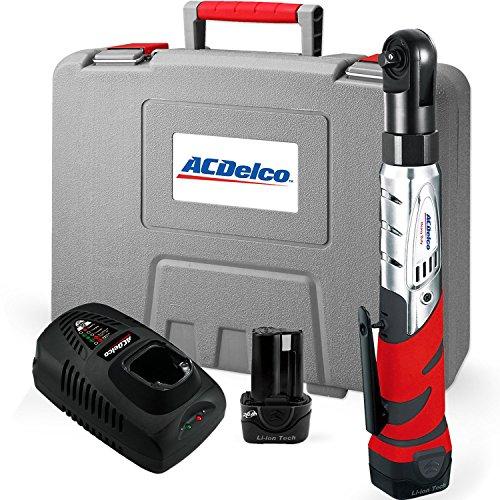 ACDelco ARW1201 Cordless Ratchet-Tool Kit