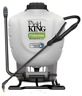 Field King Professional 190328 Backpack Sprayer
