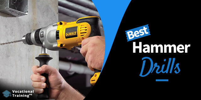 The Best Hammer Drills for 2019
