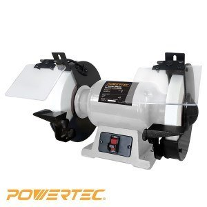 POWERTEC BGSS801 Bench Grinder