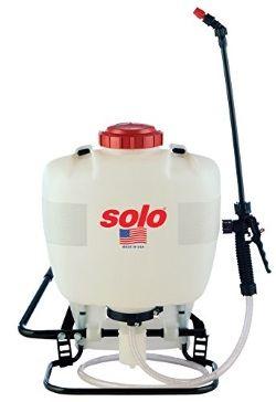 Solo 425 4-Gallon Backpack Sprayer