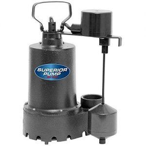 Superior Pump 92341 Sump Pump