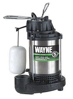 WAYNE CDU980E 3/4 HP Sump Pump