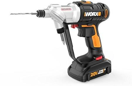 WORX WX176L 20V Switchdriver 2-in-1 Cordless Drill and Driver