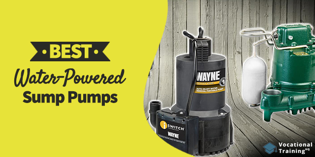 The Best Water-Powered Sump Pumps for 2019
