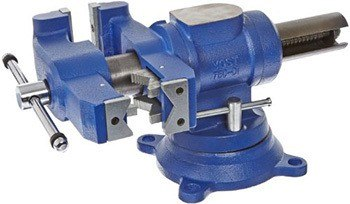 Yost Vises 750-DI Multi-Jaw Rotating Bench Vise