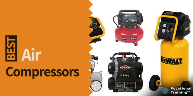 The Best Air Compressors for 2019