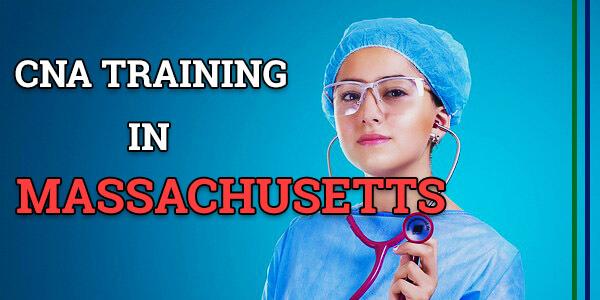 CNA Training in Massachusettes