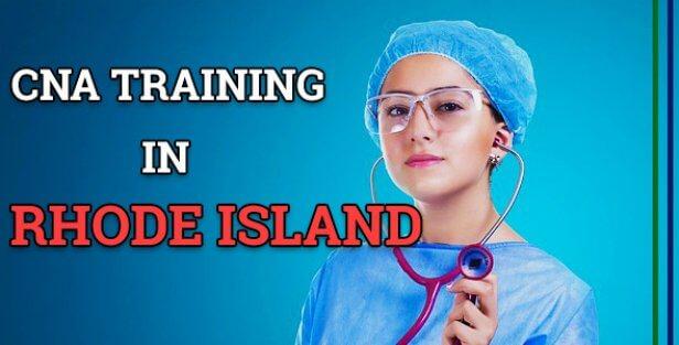 CNA Training in Rhode Island