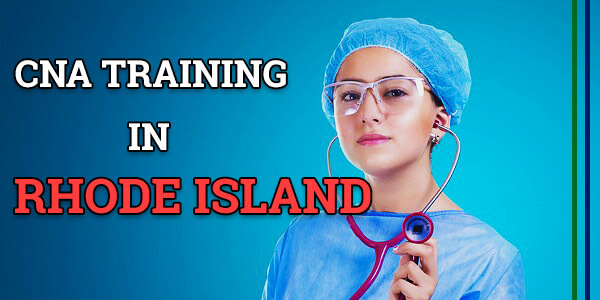 CNA Training in Rhode Island