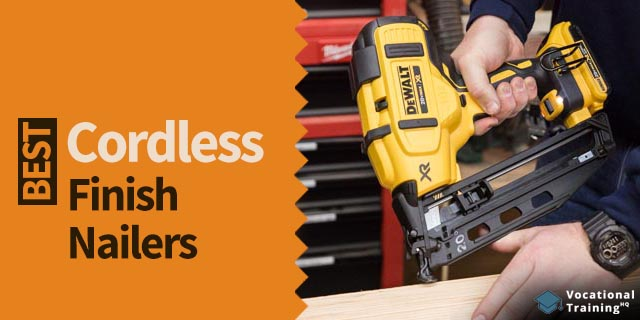 The Best Cordless Finish Nailers for 2019