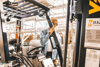 Free Forklift Training in Orlando