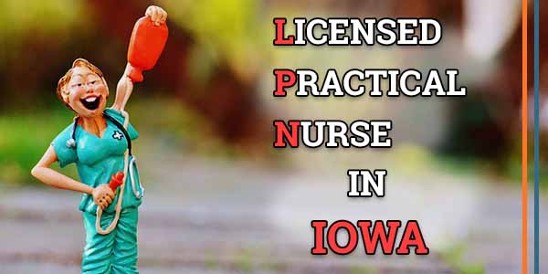 LPN Classes in Iowa
