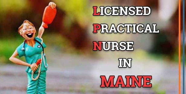 LPN Classes in Maine