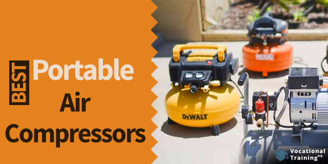 The Best Portable Air Compressors for 2019