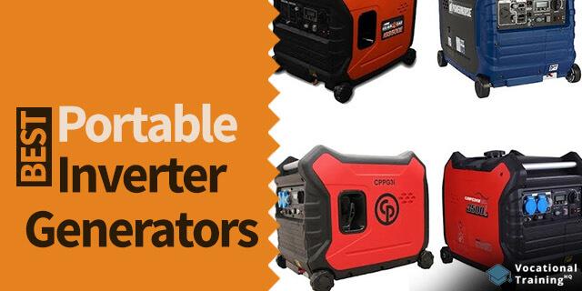 The Best Portable Inverter Generators for 2019