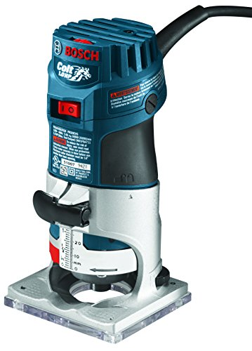 Bosch Colt PR20EVS Palm Trim Router