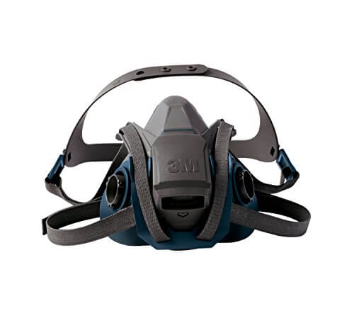 3M Rugged Comfort 6503QL Respirator
