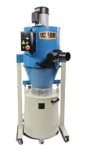 Baileigh DC-1450C Cyclone-Style Dust Collector