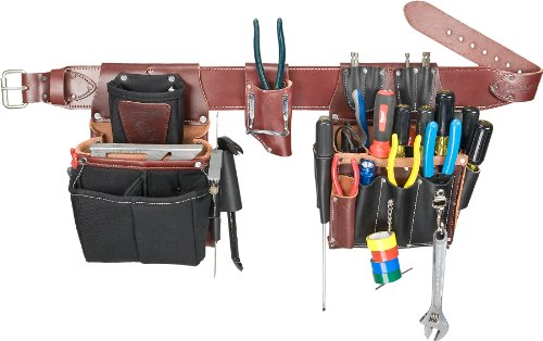 Occidental Leather 5590 Electrician's Tool Belt