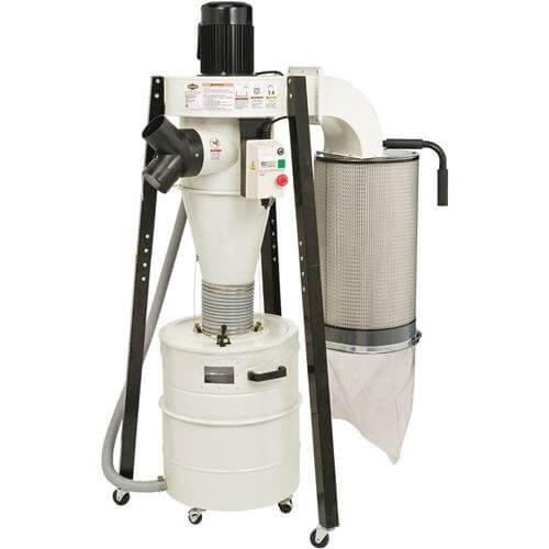 Shop Fox W1823 Dust-Collection Machine (Cyclone-Version)