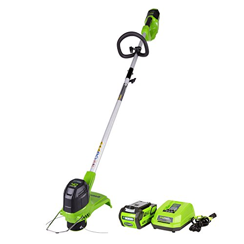 Greenworks 2101602 Battery-Powered Weed-Eater