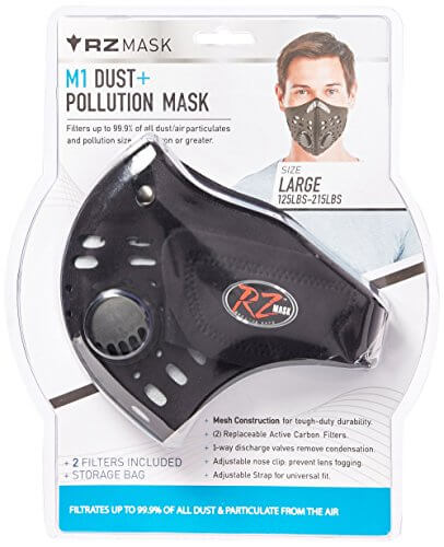 RZ Dust/Pollution Dust Mask M1 for Woodworkers