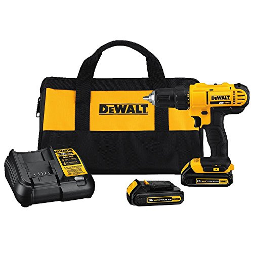 Dewalt DCD771C2 Budget Cordless Drill Kit