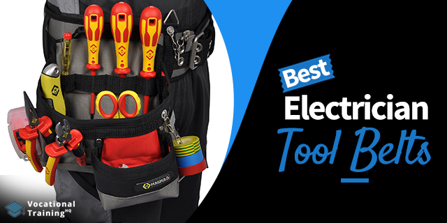 The Best Electrician Tool Belts for 2019