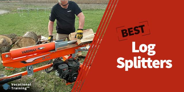 The Best Log Splitters for 2019