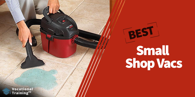 The Best Small Shop Vacs for 2019