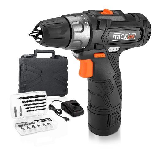 Tacklife PCD02B Cordless Drill/Driver