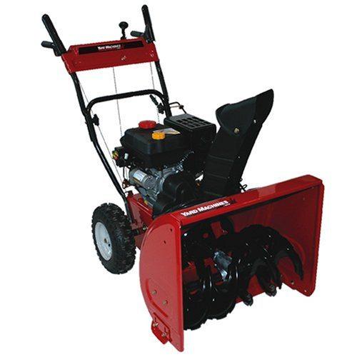 Yard Machines 24-Inch 179cc Snow Blower