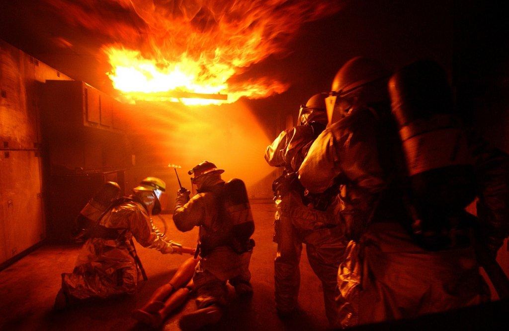 Associate's Degree, Online, Fire Science